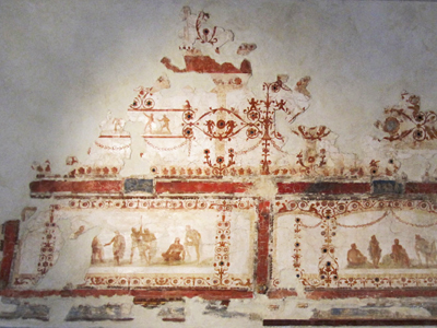 Domus Neroniana - the pictorial cycle