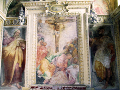 Santa Maria della Consolazione - Frescoes of the Passion