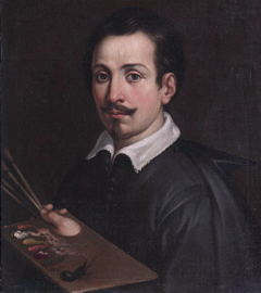Guido Reni, self-portrait